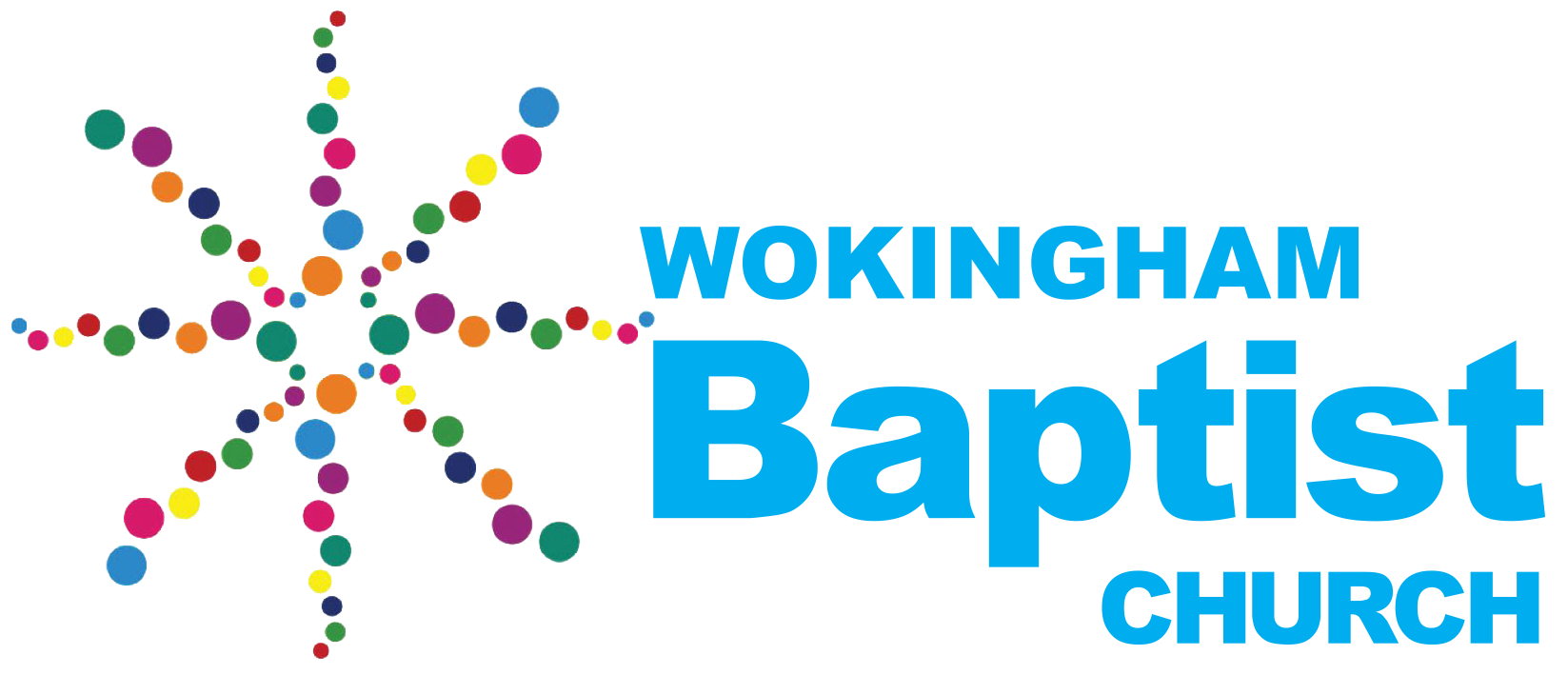Wokingham Baptist Church footer logo